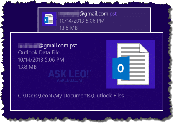 Where is my Outlook