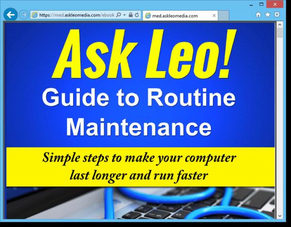Where Do Downloads Go? - Ask Leo!