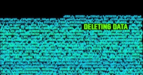 Deleting Data