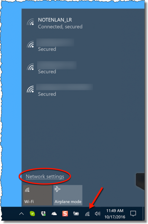 How Do I Block Neighboring Wireless Networks? - Ask Leo!
