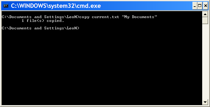 Can I Copy and Rename a File in a Single Step? - Ask Leo!