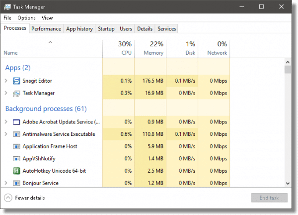 How Do I Find Out What Program Is Using All My CPU? - Ask Leo!