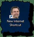 New Internet Shortcut