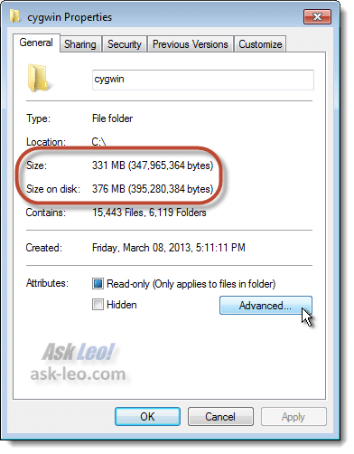 Should I Use Windows File Compression? - Ask Leo!