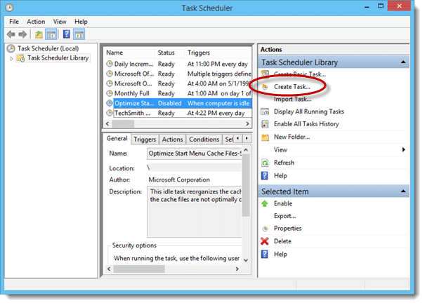 How Do I Schedule a Nightly Reboot in Windows 8 1? (with