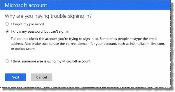 How Do I Get into My Hotmail/Outlook com Account If I Don't