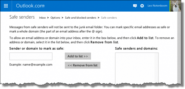 How Do I Stop Outlook com from Putting Legitimate Messages