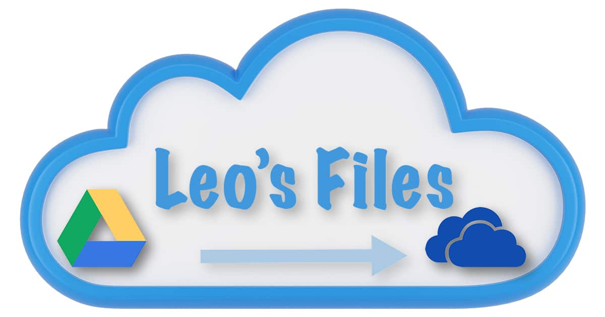 Why I'm (slowly) Switching to OneDrive - Ask Leo!