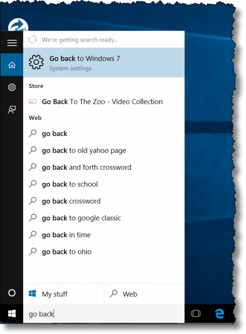 Four Ways to Go Back to Windows 7 or 8 from Windows 10 - Ask Leo!