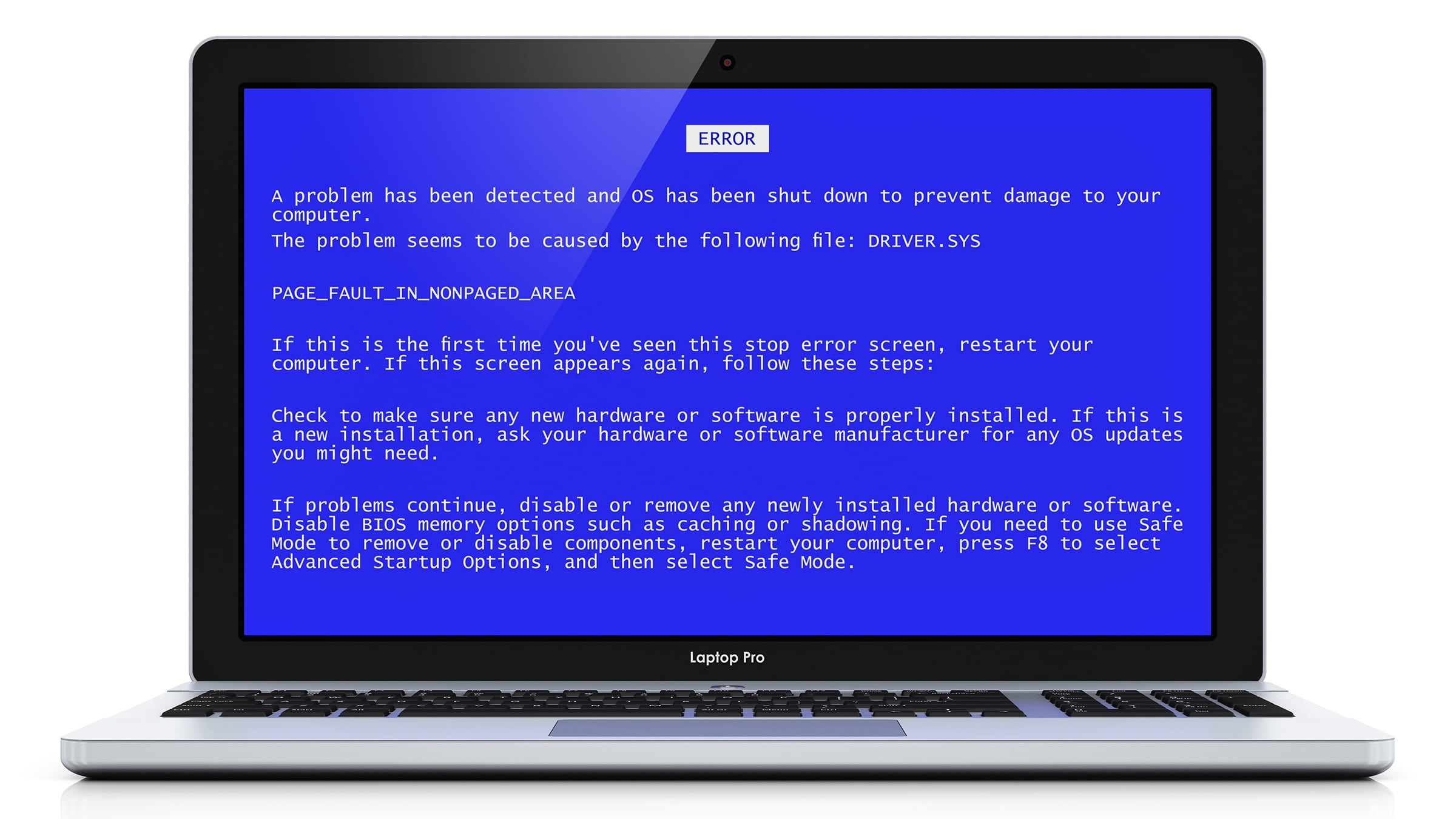 I Got a Blue Screen Error, What Should I Do? - Ask Leo!