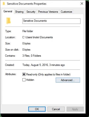 How Do I Encrypt a Folder? - Ask Leo!
