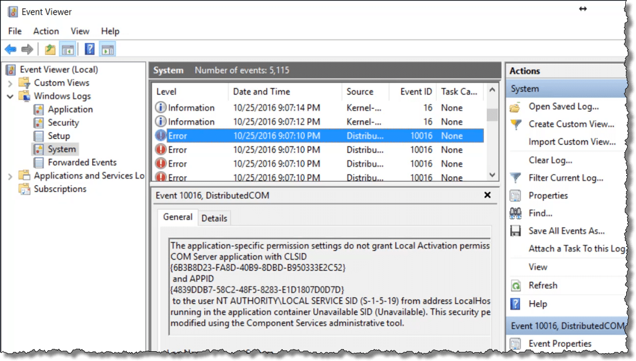 What is Event Viewer, and Why Does It Have So Many Errors