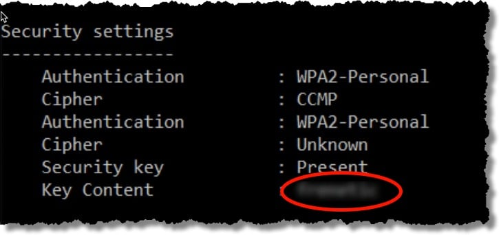 How Do I Recover a Wi-Fi Password When I'm Not Connected