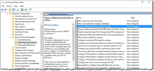 Using BitLocker Without a TPM - Ask Leo!