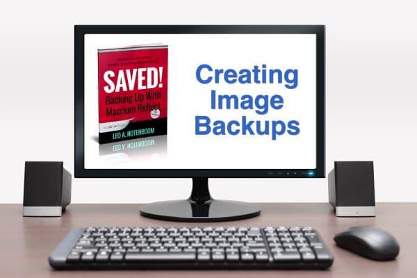 Saved! Backing Up With Macrium Reflect