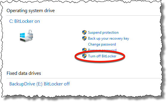 How Do I Turn Off BitLocker on a Drive? - Ask Leo!