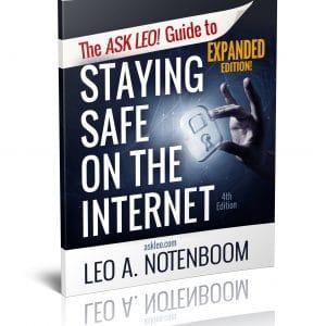 Ask Leo! Books