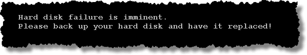 Hard Disk Failure Is Imminent! What Do I Do? - Ask Leo!