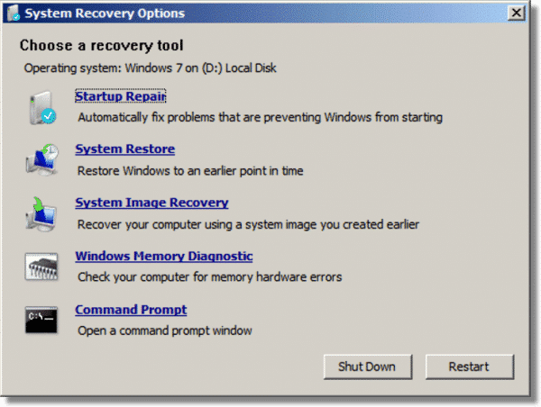 Fixing Windows 7 Boot Problems - Ask Leo!