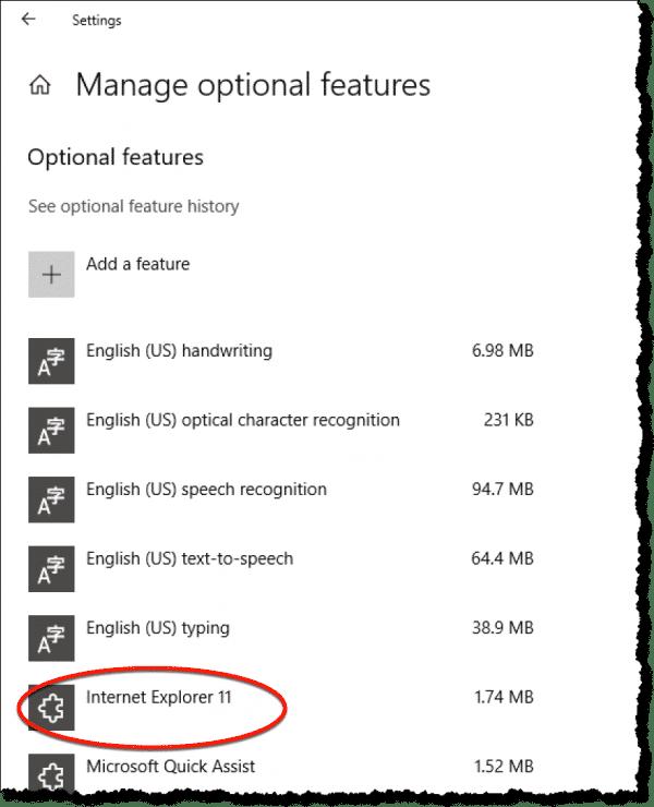 How Do I Uninstall and Reinstall Internet Explorer in Windows 10