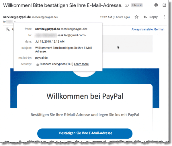 How to (Accidentally) Give Someone Else Your PayPal Account