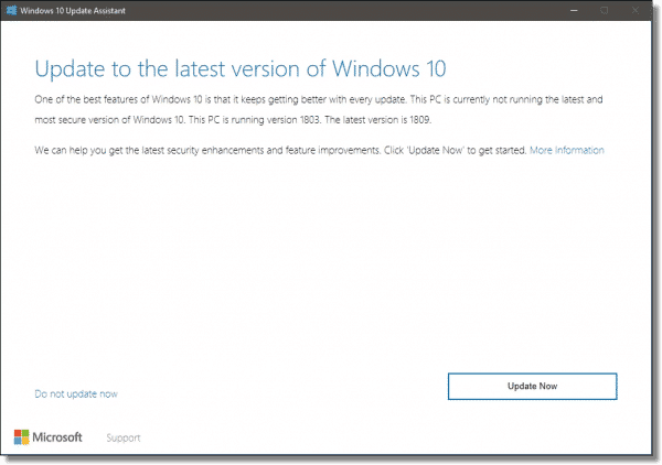 Critical: Back Up Before the 1809 Windows 10 Update! - Ask Leo!