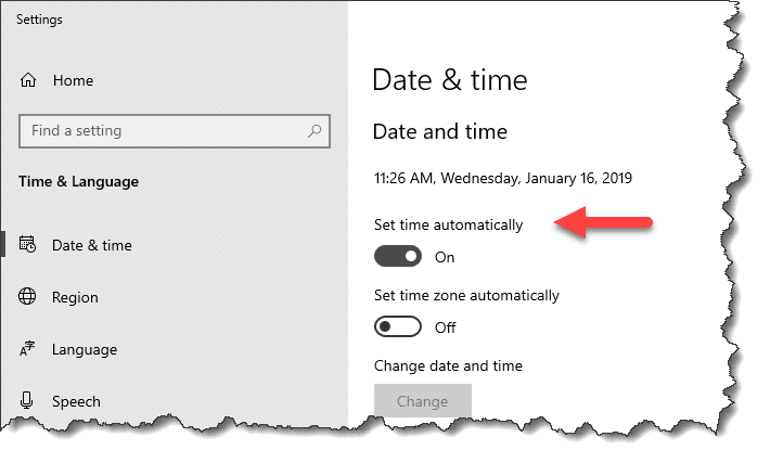 Tip of the Day: Force a Re-sync of Your Clock - Ask Leo!